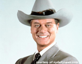 Dallas Icon Larry Hagman
